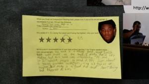 William IR rating
