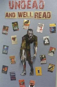 Undead and well read